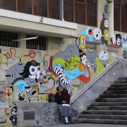 Ecuadorian Street Art