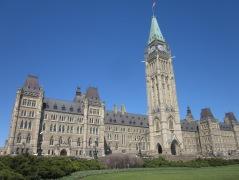 Ottawa capital buildings