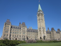 Ottawa capital buildings
