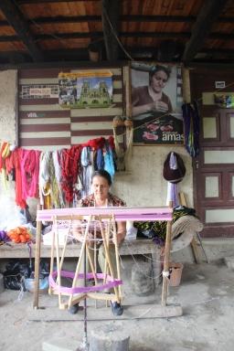 A bit more about Ecuadorian Ikat