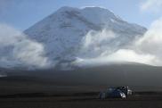 Chimborazo volocano