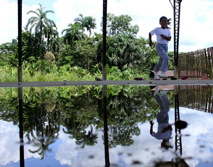 joy reflected